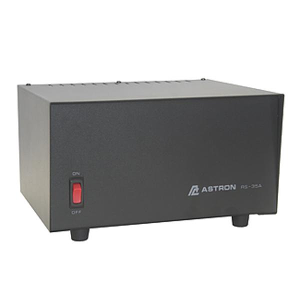 Astron RS35A 12V 25A Linear Regulated Power Supply