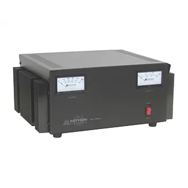 Astron RS50M 12V 37A Linear Regulated Power Supply
