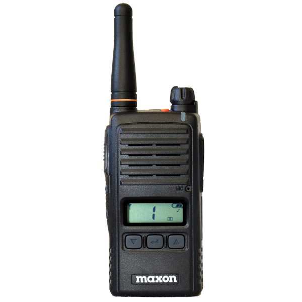 TJ-3400U 2W TJ-3000 Series Job-Site Radio
