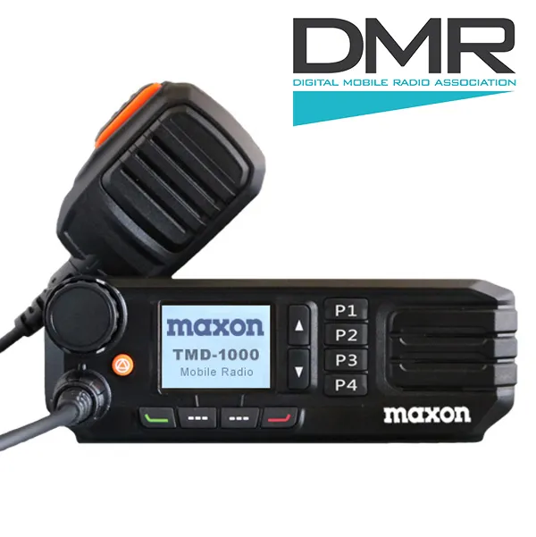 TMD-1124 45W 1024Ch DMR Tier II Full Color Display Mobile