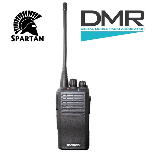 TSD-4116 VHF 5W 512Ch DMR Tier No-Display Spartan Handheld